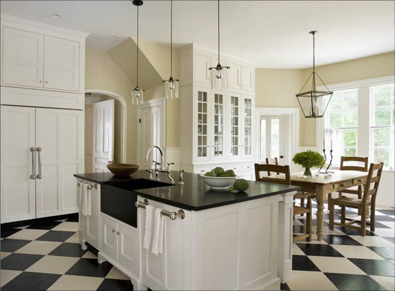 Fabulous Black and White Kitchen Floor 800 x 589 · 70 kB · jpeg