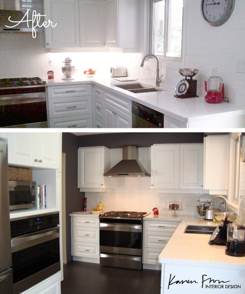 Used Kitchen Cabinets Calgary: You Have To See This Fabulous Kitchen Makeover