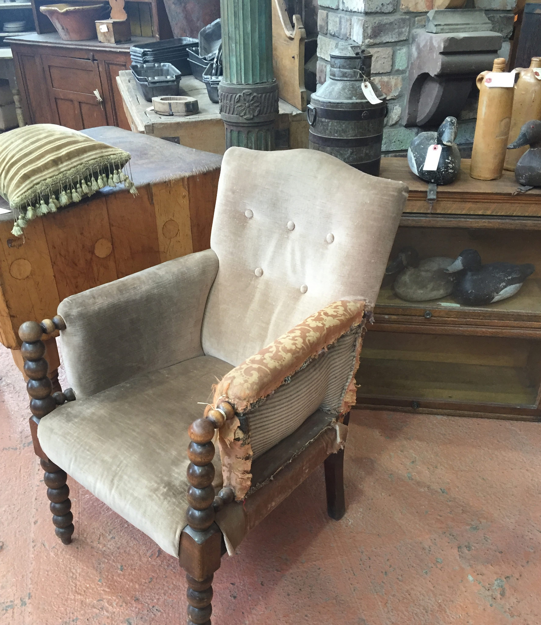 original chair from England