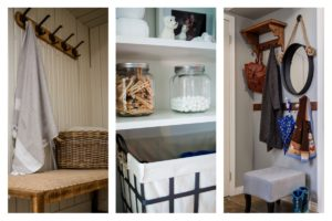 easy storage ideas to contain clutter