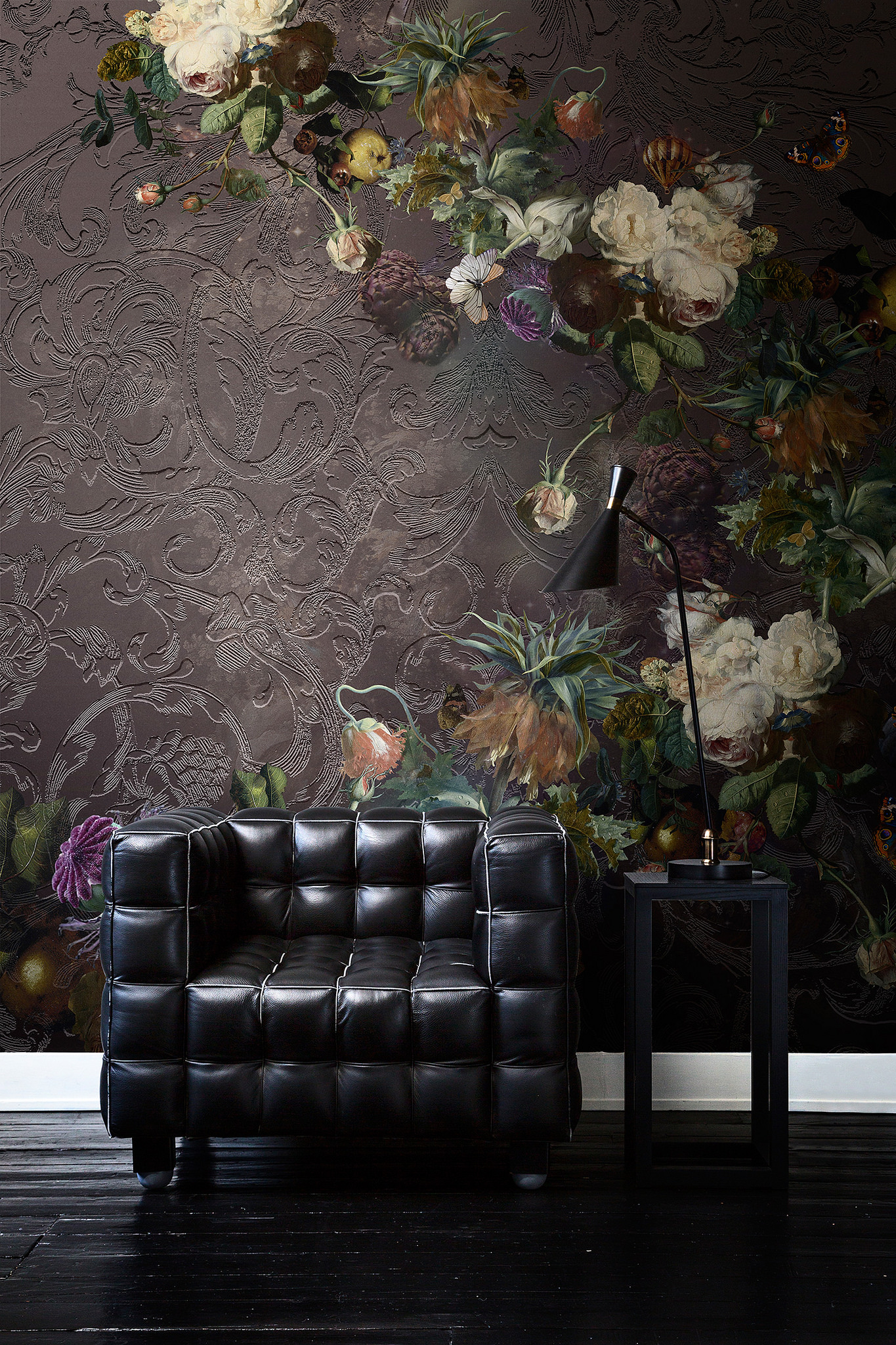 .Prime Walls is featuring paper that is dark and moody